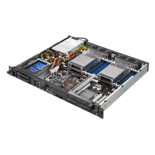 Серверная платформа ASUS RS400-E8-PS2-F (1U, 2 x LGA2011-3, 16*DDR4, Intel C612,1 x M.2 connector, 2 x HS 2.5 SSD Bays, 2*GB Lan, 500W) playstation 2 ps2 to wii controller adapter 13 5cm cable