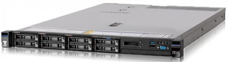 Сервер Lenovo x3550 M5 8869EQG сервер lenovo x3550 m5 8869ejg 8869ejg