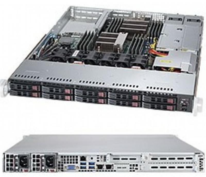 Серверная платформа SuperMicro SYS-1028R-WC1RT sys 1028r wtr