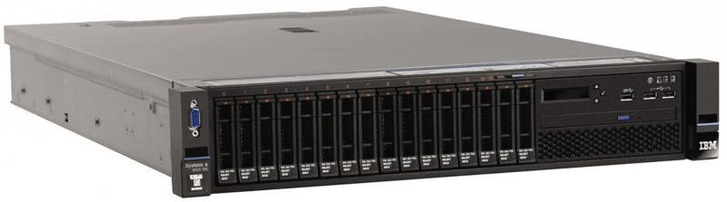 Сервер Lenovo x3650 M5 8871EFG цена