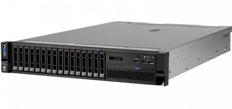 Сервер Lenovo TopSeller x3650M5 5462K1G сервер lenovo topseller x3250 m6 3633eeg