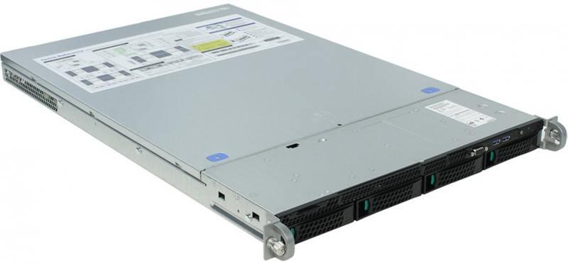 Серверная платформа Intel R1304WTTGSR 943891 серверная платформа intel r2208wt2ysr 943827