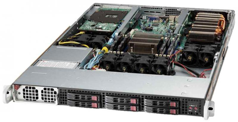 Серверная платформа SuperMicro SYS-1018GR-T цена