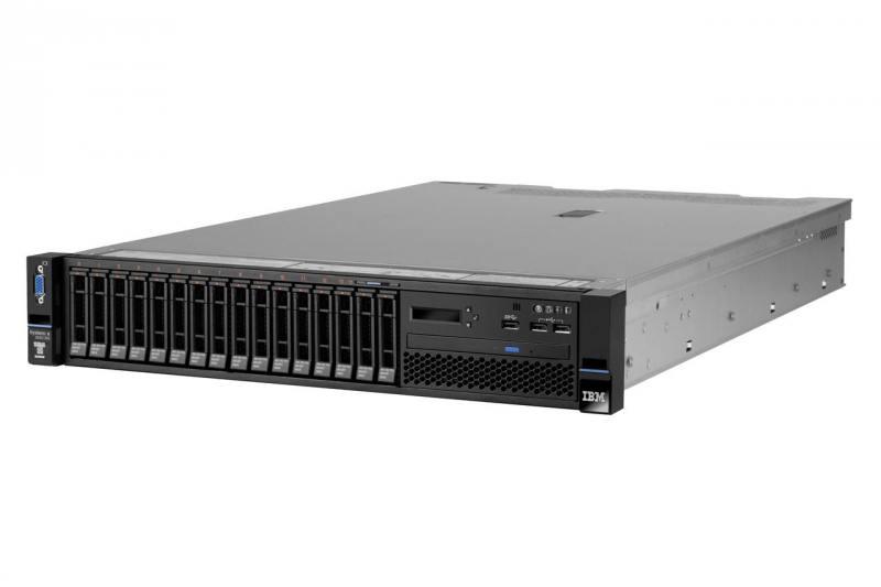 цена на Сервер Lenovo x3650 M5 5462G2G