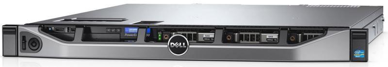Сервер Dell PowerEdge R430 210-ADLO-94 r430 215rbcaka11f