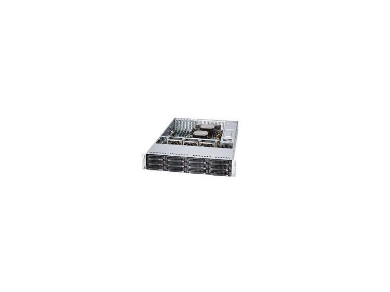 "Серверная платформа Supermicro SSG-6028R-E1CR12N 2U 2xLGA2011 C612 24xDDR4 12x3.5"" SAS/SATA 920Вт"