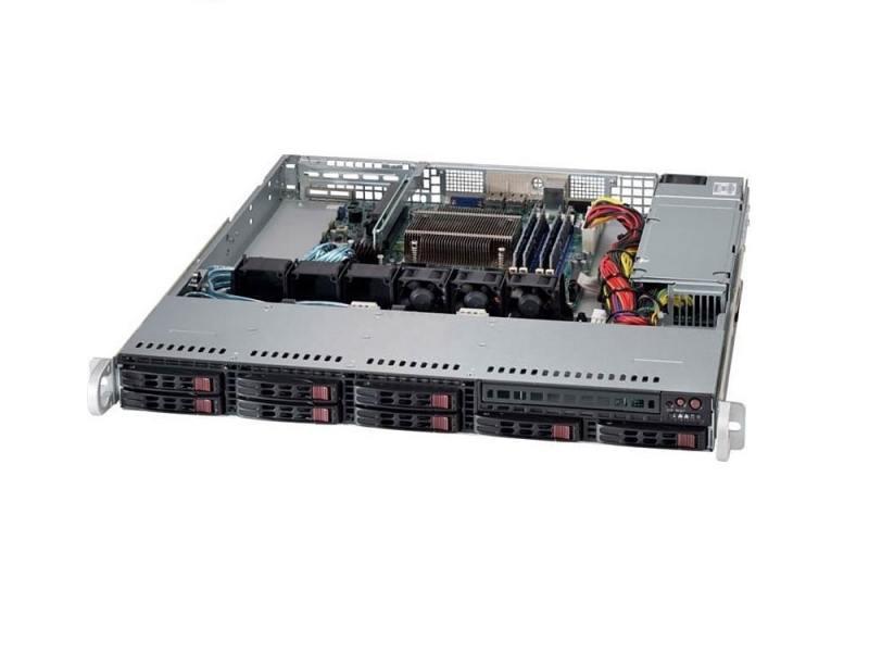 Картинка для Серверная платформа SuperMicro SYS-5017C-URF