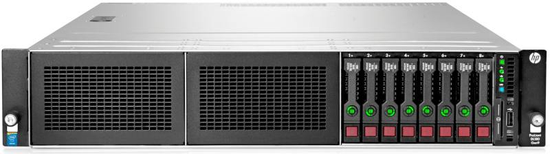 Сервер HP ProLiant DL380 848774-B21 сервер vimeworld