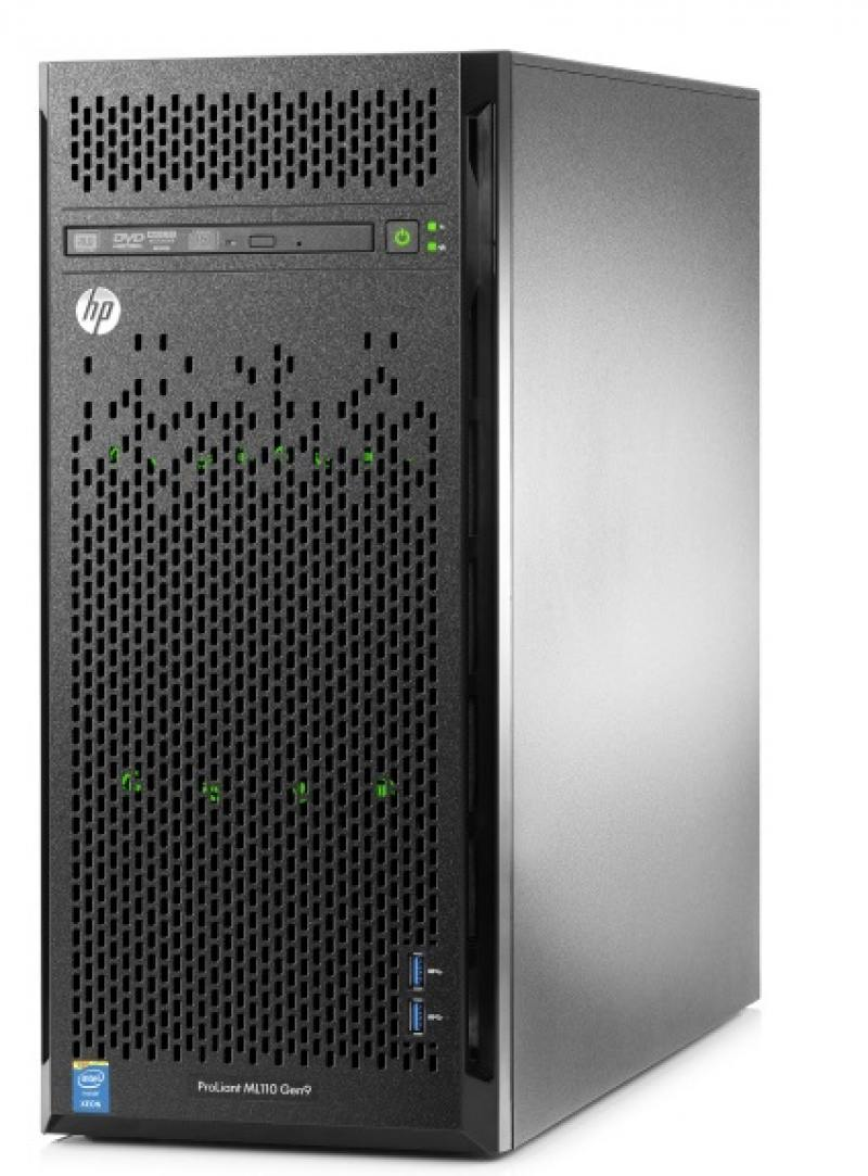 Сервер HP ProLiant ML150 834607-421 сервер hpe proliant dl360 gen10 1 up2 x 3106 xeon b [q9f01a]