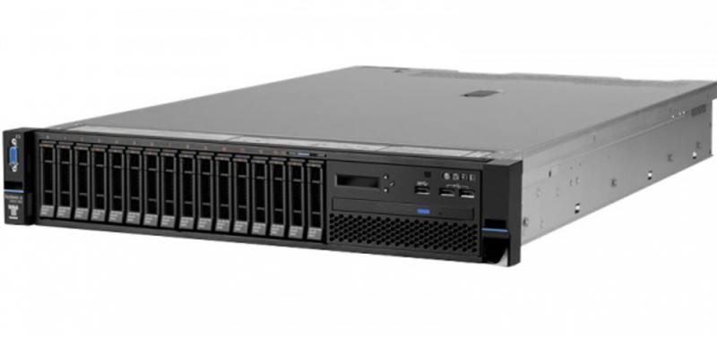 Сервер Lenovo TopSeller x3650M5 5462K3G виртуальный сервер