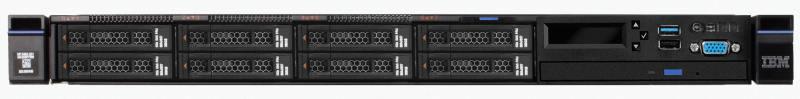 Сервер Lenovo TopSeller x3550M5 8869E3G виртуальный сервер