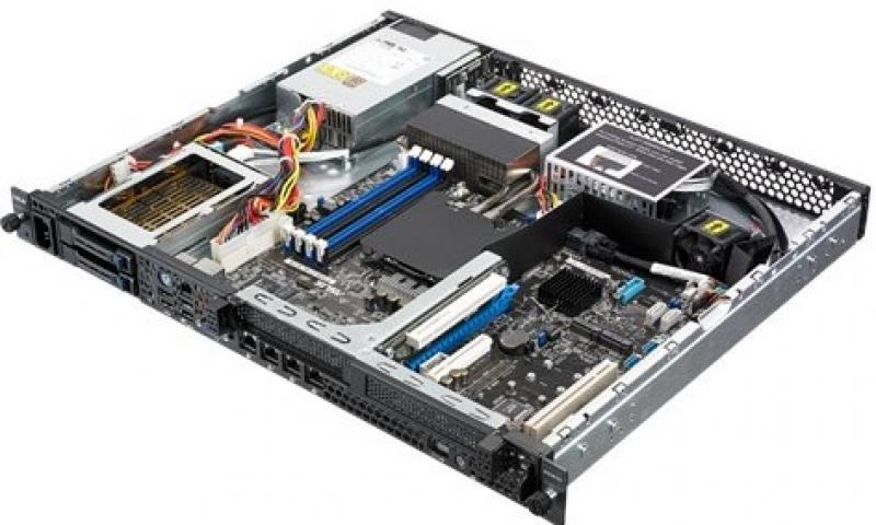 Серверная платформа Asus RS200-E9-PS2-F серверная платформа asus ts300 e8 ps4