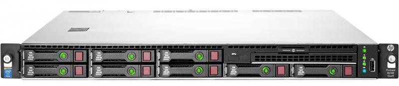 Сервер HP ProLiant DL120 833870-B21 сервер hp proliant dl20 829889 b21 829889 b21