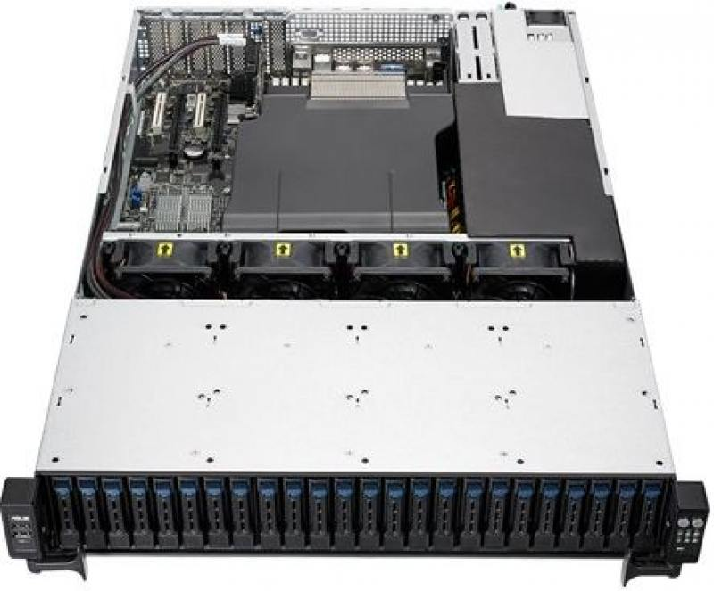 Серверная платформа Asus RS720-E8-RS24-ECP samsung rs 552 nruasl