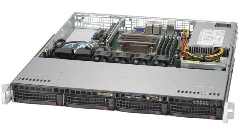 Серверная платформа Supermicro 1U 5019S-MN4, No CPU E3-1200v5/6, No Mem, no HDD (up to 4x3.5), SATA RAID (0/1/5/10), 4x1GbE, M.2/1xPCIe, 350W Fixed standard usb 3 0 a male am to usb 3 0 a female af usb3 0 extension cable 0 3 m 0 6 m 1 m 1 5 m 1 8m 3m 1ft 2ft 3ft 5ft 6ft 10ft