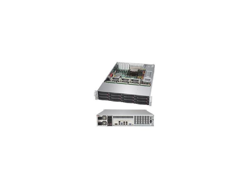 все цены на Серверная платформа Supermicro SSG-5028R-E1CR12L