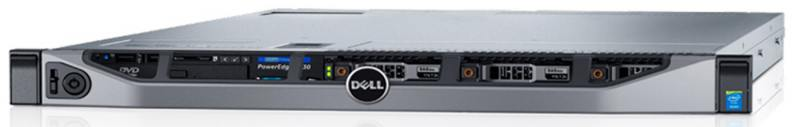 Сервер Dell PowerEdge R630 210-ACXS-201 сервер dell poweredge 338 bjczt