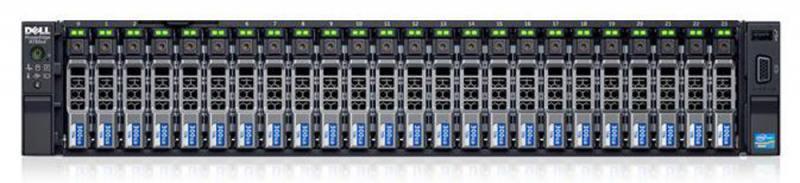 Сервер Dell PowerEdge R730xd 210-ADBC-91 сервер dell poweredge r430 210 adlo 83