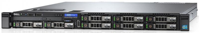 Сервер Dell PowerEdge R430 R430-ADLO-42t r430 215rbcaka11f