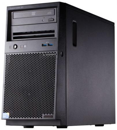 Сервер Lenovo System X x3100 M5 5457K6G панель lenovo system x3650 m5 advanced lcd light path kit 00ka503