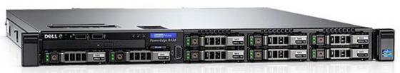 Сервер Dell PowerEdge R430 210-ADLO-162 сервер dell poweredge r430 210 adlo 81