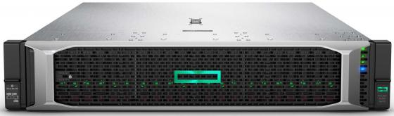 Сервер HP ProLiant DL380 826566-B21 сервер hpe proliant dl360 gen10 1 up2 x 3106 xeon b [q9f01a]