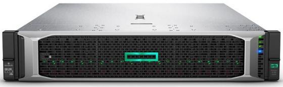 Сервер HP ProLiant DL380 826564-B21 сервер hpe proliant dl360 gen10 1 up2 x 3106 xeon b [q9f01a]