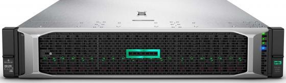Сервер HP ProLiant DL380 875670-425 сервер hpe proliant dl360 gen10 1 up2 x 3106 xeon b [q9f01a]
