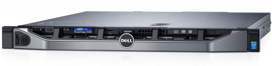 Сервер Dell PowerEdge R330 210-AFEV/054 сервер dell poweredge r330 210 afev 1041