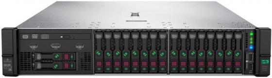 Сервер HP ProLiant DL380 875671-425 сервер hpe proliant dl380 gen9 1 up2 x e5 2620v4 [826682 b21]
