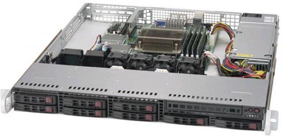 Картинка для Серверная платформа SuperMicro SYS-1019S-WR