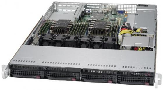 Серверная платформа SuperMicro SYS-6019P-WT серверная платформа asus ts300 e8 ps4