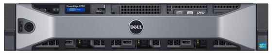 Сервер Dell PowerEdge R730 210-ACXU-254 сервер vimeworld