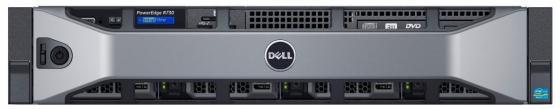 Сервер Dell PowerEdge R730 210-ACXU-253 dell vostro 3500 brass