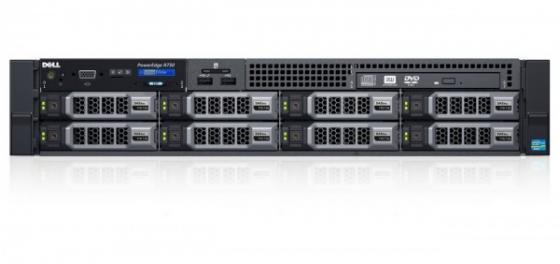 Сервер Dell PowerEdge R730 210-ACXU-244 dell vostro 3500 brass