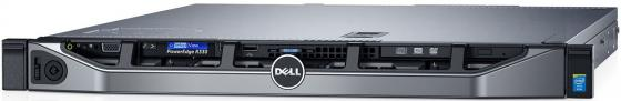 Сервер Dell PowerEdge R330 210-AFEV-59 сервер dell poweredge r330 210 afev 39