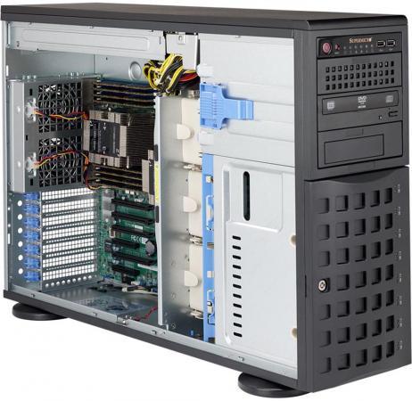 Серверная платформа SuperMicro SYS-7049P-TRT палатка tramp lair 4 trt 007 04