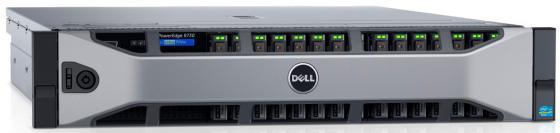 Сервер Dell PowerEdge R730 210-ACXU-264 dell vostro 3500 brass