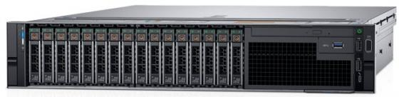 Сервер Dell PowerEdge R740 R740-3592 сервер dell poweredge 338 bjczt