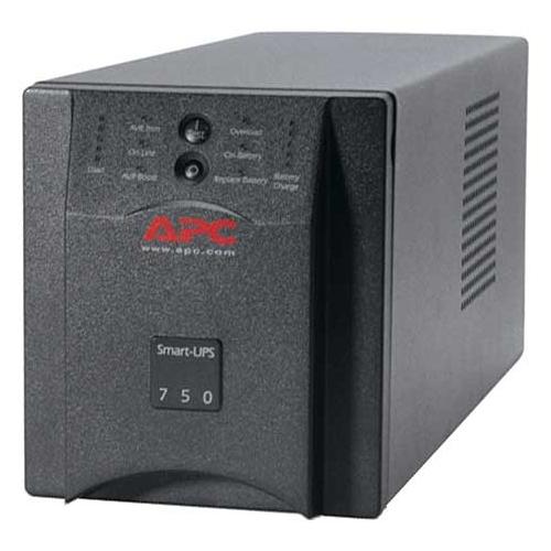 ИБП APC SUA750I Smart-UPS 750VA/500W apc sua750i