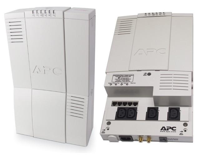 ИБП APC BH 500 INET Back-UPS HS 500VA/300W quelle heine 14058