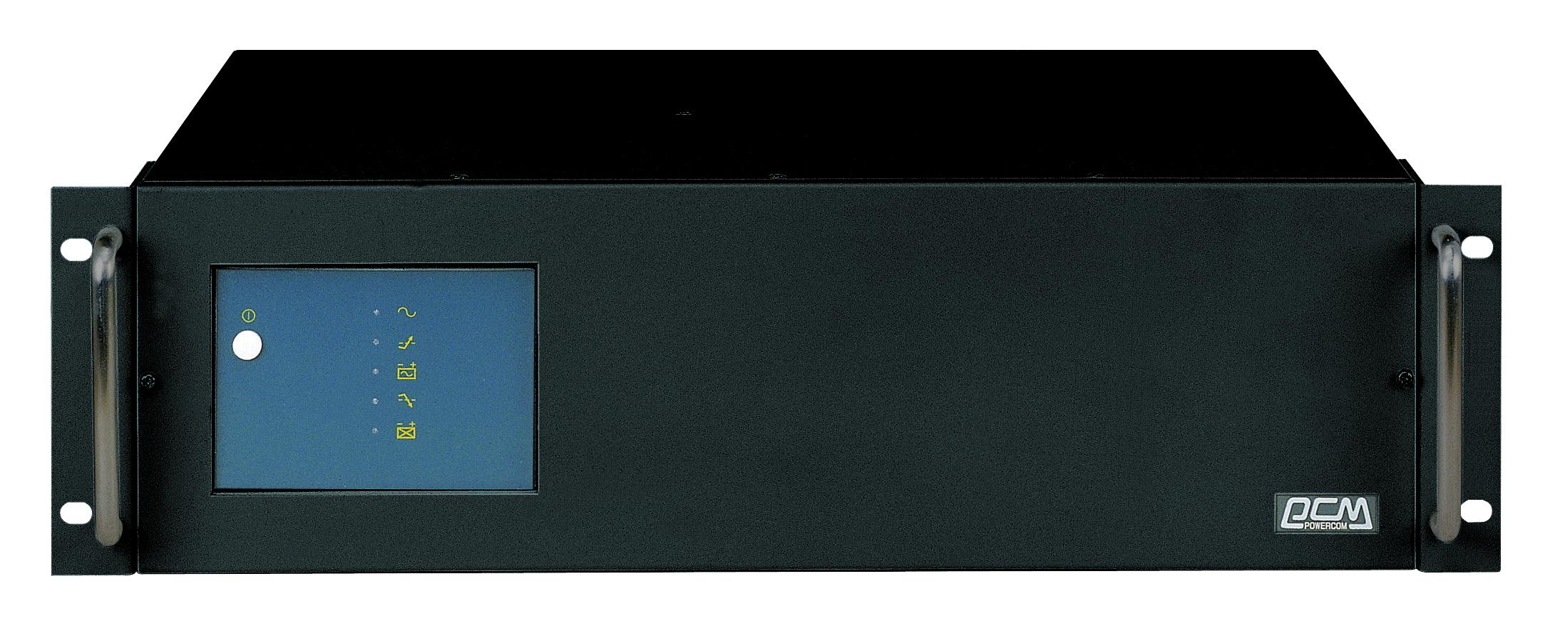 все цены на ИБП Powercom KIN-2200AP RM 2200VA/1320W 3U,USB,RS-232 (8 x IEC)*