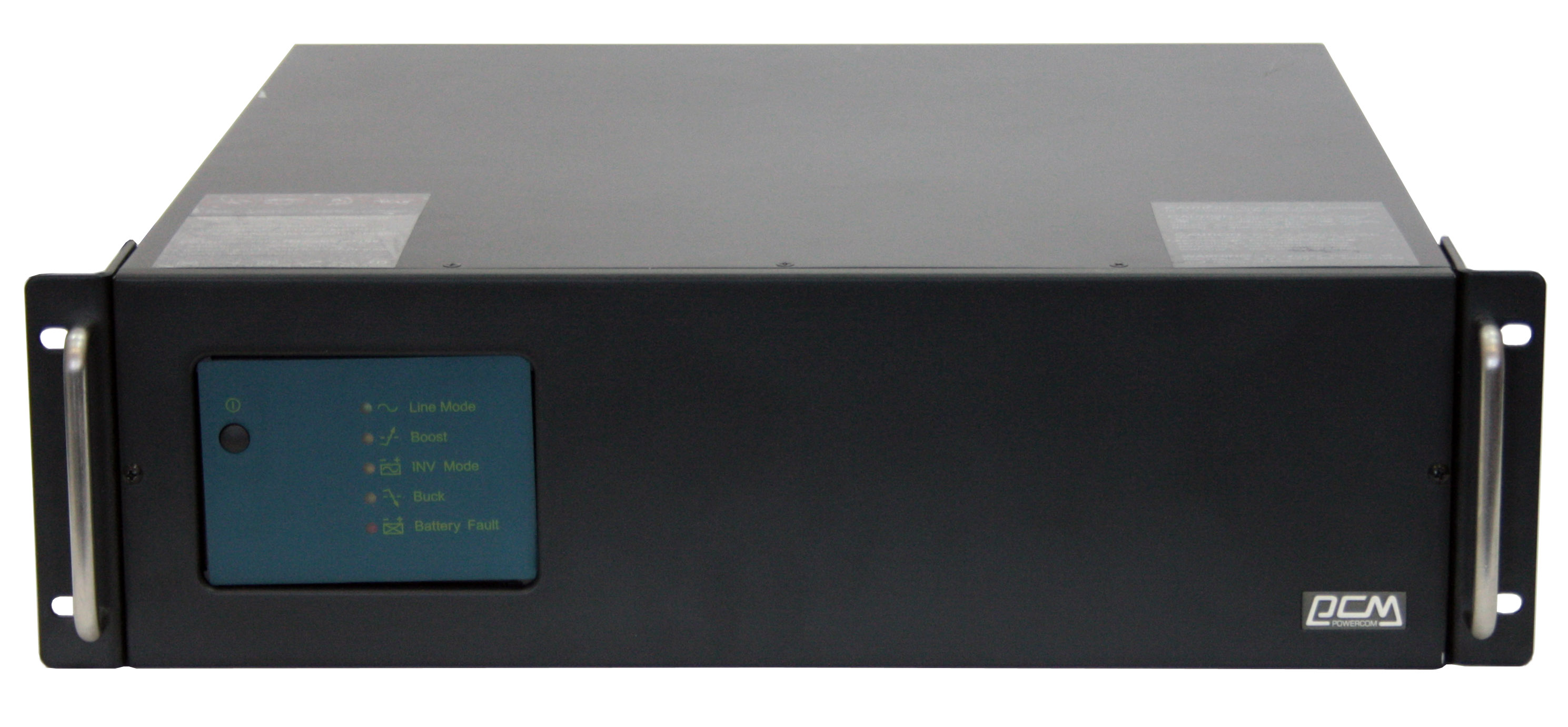 ИБП Powercom KIN-3000AP RM 3000VA/1800W 3U,USB,RS-232 (8 x IEC)