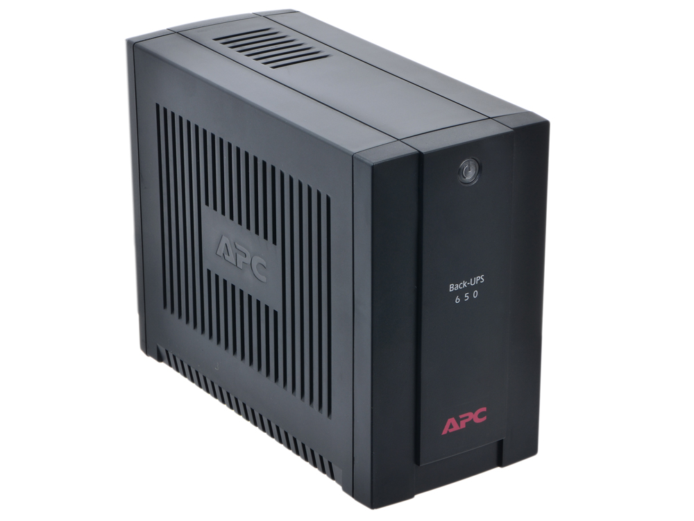 ИБП APC BX650CI-RS Back-UPS RS 650VA/390W ибп apc br900g rs