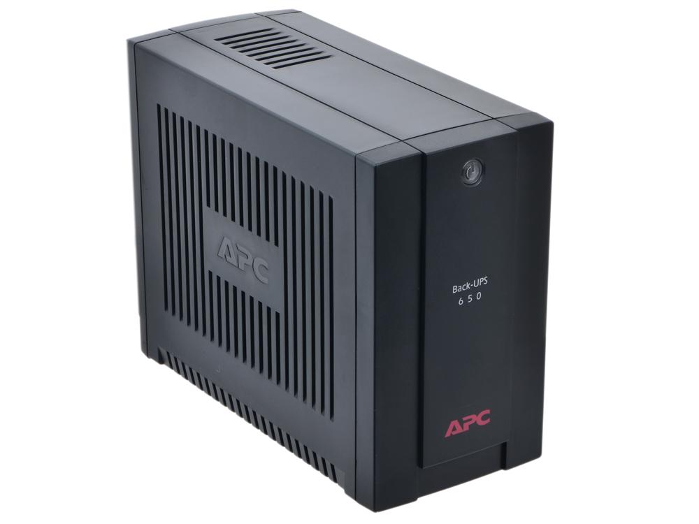 все цены на ИБП APC BX650CI-RS Back-UPS RS 650VA/390W онлайн