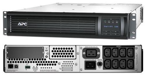 ИБП APC SMT2200RMI2U Smart-UPS 2200VA/1980W LCD 2U Rackmount ибп apc smt1500rmi2u smart ups 1500va 1000w lcd 2u rackmount