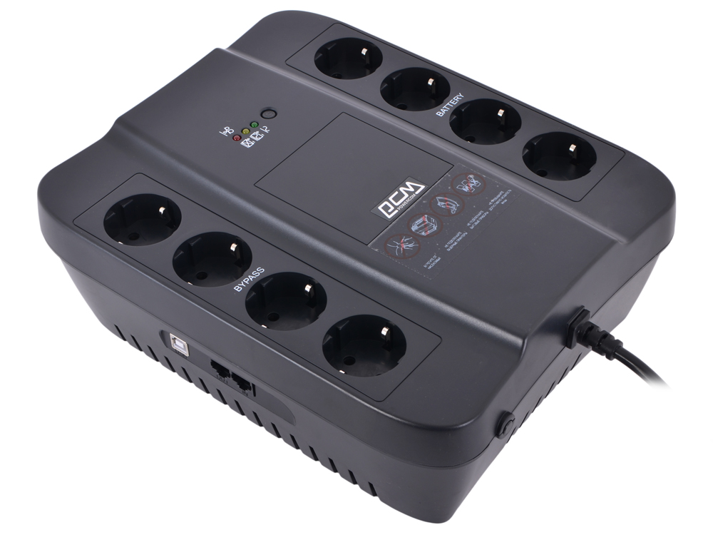 SPD-650U ибп powercom spd 650u