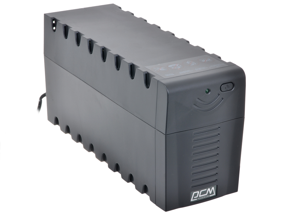 все цены на ИБП Powercom RPT-1000AP Raptor 1000VA/600W AVR,USB (3 IEC)