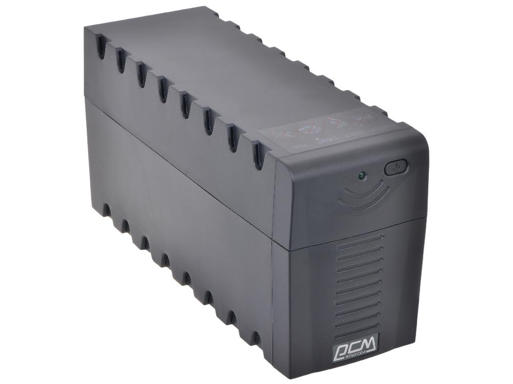 RPT-1000A EURO ибп powercom rpt 1000a raptor 3 euro