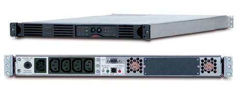 ИБП APC SUA750RMI1U Smart-UPS 1U 750VA/480W LCD ибп apc smart 750va smt750rmi2u